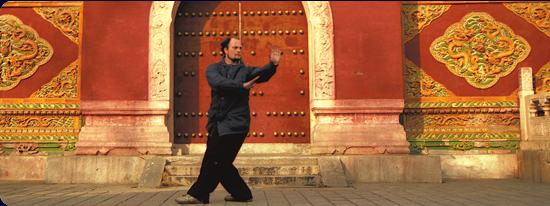 Bagua Zhang Martial Arts