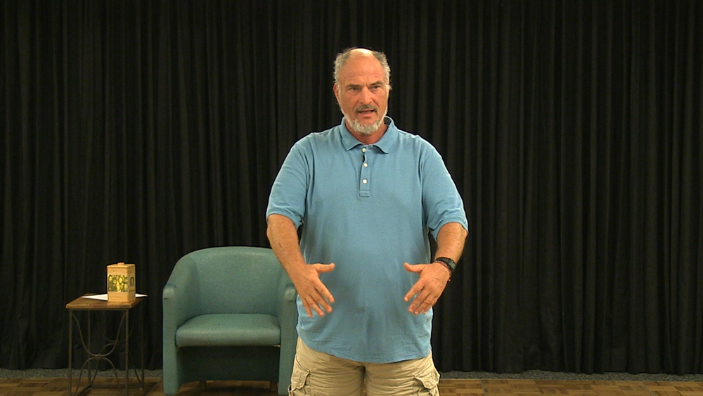 bruce frantzis demonstrates dragon and tiger qigong