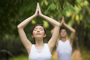 Tai Chi and Stress Relief