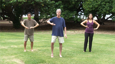 dragon and tiger qigong online movement one