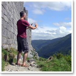 five keys taoist energy arts paul cavel second key standing qigong outer dissolving