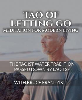 tao of letting go cover art bruce frantzis lineage master taoist meditation