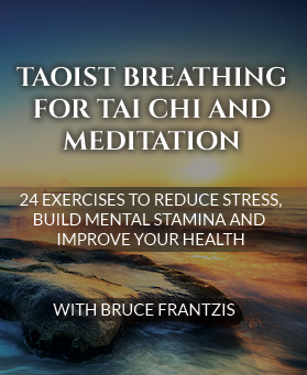 taoist breathing tai chi meditation cover art 24 exercises reduce stress build mental stamina improve health longevity