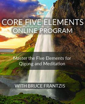 energy arts products core five elements qigong  meditation